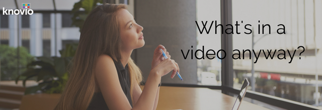 In today's digital landscape, there are so many different ways to use video.