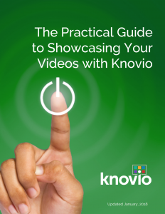 Cover-Practical-Guide-Showcasing-Videos-Knovio